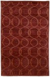 Surya Mugal IN-8151 Burgundy Closeout Area Rug