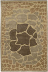 Surya Mugal IN-8152 Gold Closeout Area Rug