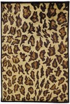 Surya Mugal IN-977 Leopard Closeout Area Rug
