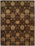 Allara Harmony HA-1003 Brown Area Rug
