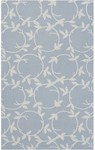 Surya Country Living Inspired Classics INS-8000 Pale Blue/Ivory Closeout Area Rug - Fall 2012