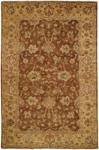 Kalaty Ismir IS-757 Brown/Gold Closeout Area Rug