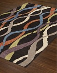 Dalyn Impulse IS1 Black Closeout Area Rug