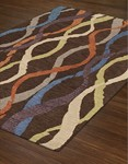 Dalyn Impulse IS1 Chocolate Closeout Area Rug