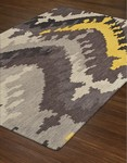 Dalyn Impulse IS5 Grey Closeout Area Rug - Spring 2017