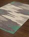 Dalyn Impulse IS6 Emerald Closeout Area Rug