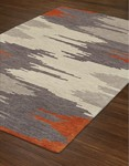 Dalyn Impulse IS6 Orange Closeout Area Rug - Spring 2017