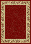 Radici USA Italia 1802 Red Area Rug