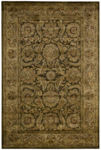 Nourison Jaipur JA30 BRN Brown Closeout Area Rug