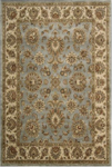 Nourison Jaipur JA32 LTB Light Blue Closeout Area Rug