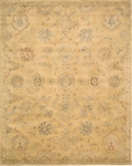 Nourison Jaipur JA54 LGD Light Gold Closeout Area Rug