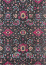 Momeni Jewel JW-01 Charcoal Closeout Area Rug