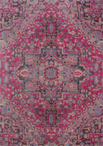 Momeni Jewel JW-03 Pink Closeout Area Rug