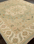 Jaipur Jaimak JM06 Barda Cloud Blue & Turtledove Closeout Area Rug