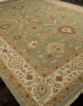 Jaipur Jaimak JM09 Kolos Frosty Green & Turtledove Closeout Area Rug