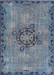 Jaipur Kai KAI06 Modify Moonlight Blue & Peacoat Area Rug