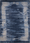 Kathy Ireland Home Illusion KI242 BLUE Closeout Area Rug