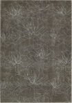 Kathy Ireland Palisades KI404 MSH Wildflowers Mushroom Area Rug