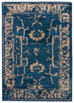 Jaipur Kilan KIL08 Tarsus Midnight Navy & Dark Slate Closeout Area Rug