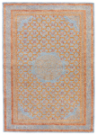 Jaipur Kilan KIL09 Carrara Citadel & Apple Cinnamon Closeout Area Rug