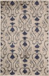 Nourison Kindred KIN02 SIL Silver Closeout Area Rug