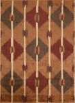 Nourison Kindred KIN08 COP Copper Closeout Area Rug