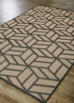 Jaipur Knox KNX03 Everet Marzipan & Phantom Closeout Area Rug