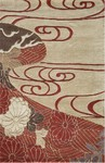 Momeni Koi KO-15 Red Closeout Area Rug