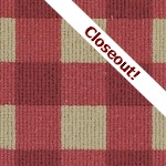 French Check Rugs Collection