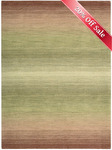Liz Claiborne Home Landscape Stripes LC11 MTC Closeout Area Rug