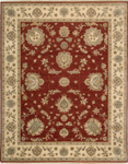 Nourison Legend LD02 RED Red Closeout Area Rug
