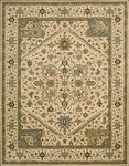 Nourison Living Treasures LI01 BGE Beige Closeout Area Rug