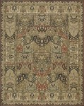 Nourison Living Treasures LI02 KHA Khaki Closeout Area Rug