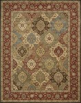 Nourison Living Treasures LI03 MTC Multi Area Rug