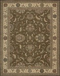 Nourison Living Treasures LI04 KHA Khaki Closeout Area Rug