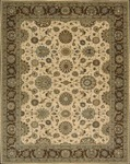 Nourison Living Treasures LI05 BGE Beige Area Rug