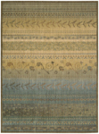 Liz Claiborne Home Radiant Impressions LK02 TL Teal Closeout Area Rug