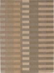 Calvin Klein Home Loom Select LS06 BUF Linear Blocks Closeout Area Rug