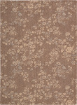 Calvin Klein Home Loom Select LS15 PECAN Peacan Closeout Area Rug