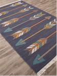 Jaipur En Casa Flat Weave LSF34 Sawyer India Ink & Fossil Closeout Area Rug