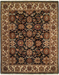Kalaty Lateef LT-800 Black/Ivory Closeout Area Rug
