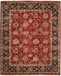 Kalaty Lateef LT-840 Red/Navy Closeout Area Rug