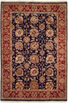 Kalaty Lateef LT-841 Navy/Red Closeout Area Rug