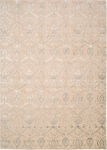 Nourison Luminance LUM07 CREAM Cream Area Rug