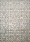 Nourison Luminance LUM08 STEEL Steel Area Rug