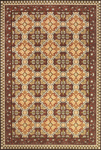 Feizy Lucka 3446F Sand/Terra Cotta Closeout Area Rug