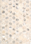 Michael Amini City Chic MA100 SNOW Snow Area Rug