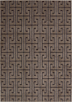 Nourison Michael Amini Glistening Nights MA507 GRY Grey Area Rug