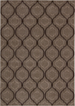 Nourison Michael Amini Glistening Nights MA508 GRY Grey Area Rug
