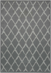 Nourison Michael Amini Gleam MA601 GREY Area Rug
